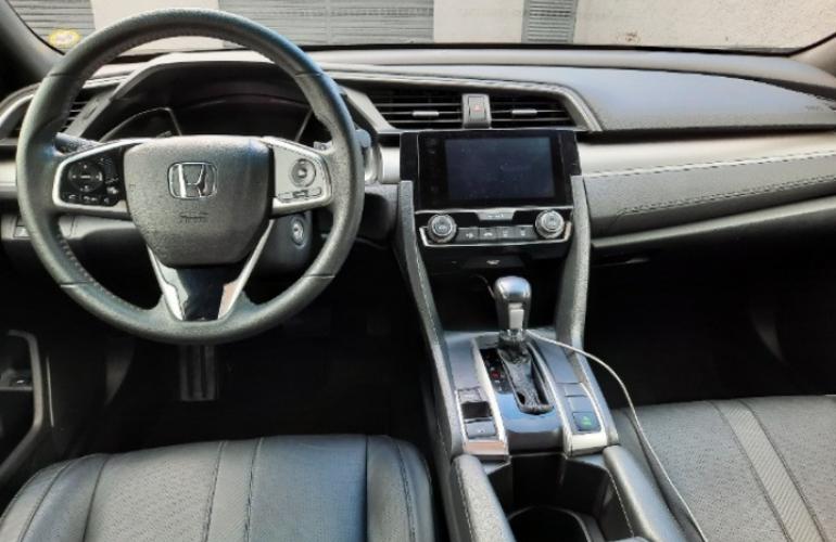 Honda Civic 2.0 EX CVT - Foto #4