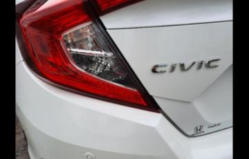 Honda Civic 2.0 EX CVT - Foto #5