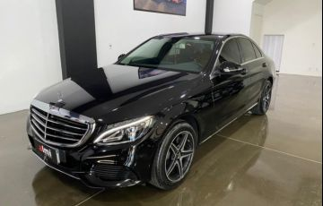 Mercedes-Benz C 180 Exclusive FlexFuel