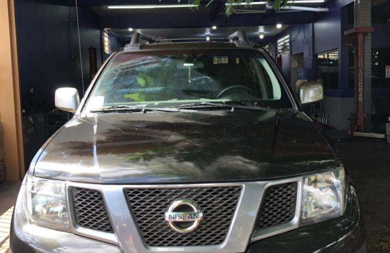 Nissan Frontier 2.5 TD CD 4x4 SV Attack (Aut) - Foto #1