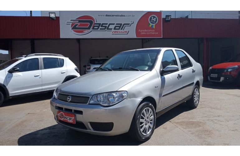 Fiat Siena ELX 1.3 8V (Flex) - Foto #2