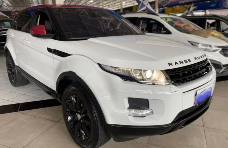 Land Rover Range Rover Evoque 2.0 Pure 4WD 16v - Foto #2