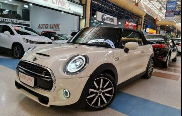 Mini Cooper 2.0 16V Twinpower S Cabrio
