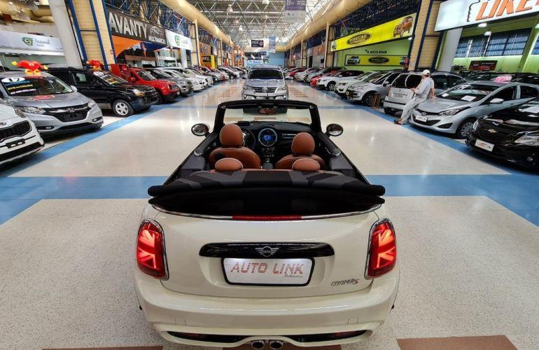 Mini Cooper 2.0 16V Twinpower S Cabrio - Foto #5