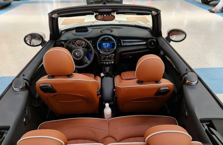 Mini Cooper 2.0 16V Twinpower S Cabrio - Foto #9