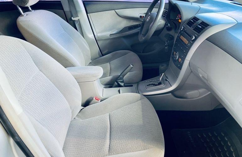 Toyota Corolla 1.8 Dual VVT-i GLi (Flex) - Foto #10