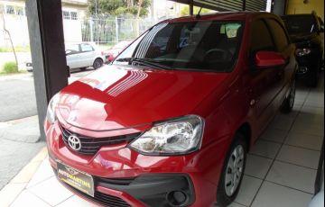 Toyota Etios 1.5 Ready 16v