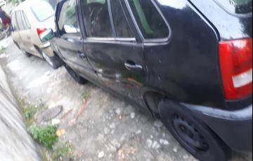 Volkswagen Gol Plus 1.0 16V (álcool)