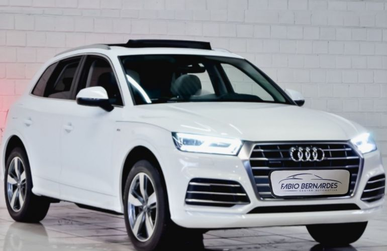 Audi Q5 2.0 TFSI GASOLINA - Foto #2