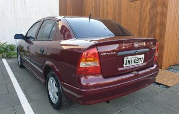 Chevrolet Astra Sedan GLS 2.0 MPFi - Foto #9