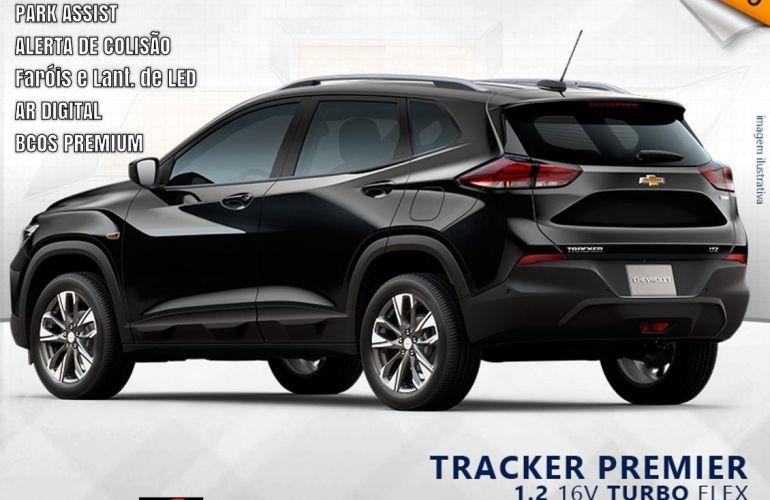 Chevrolet Tracker 1.2 Turbo Premier - Foto #1