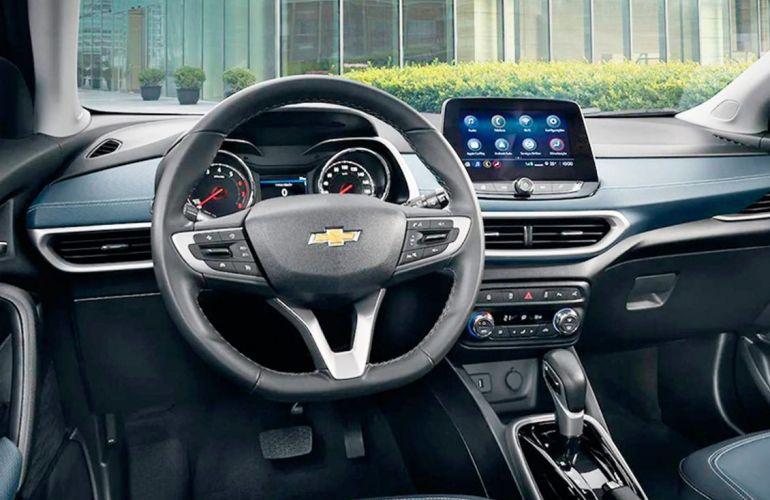 Chevrolet Tracker 1.2 Turbo Premier - Foto #3