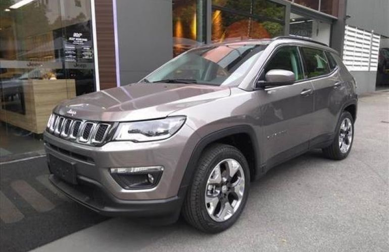 Jeep Compass 2.0 16V Longitude - Foto #3
