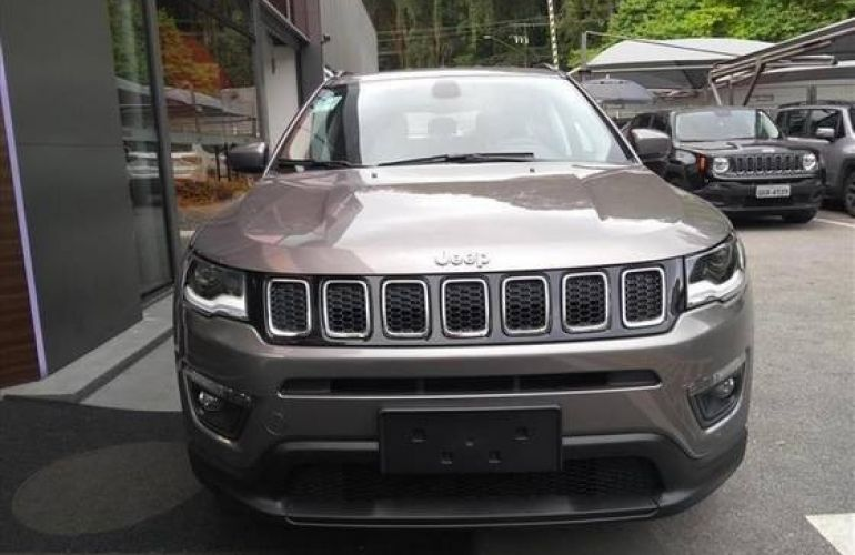 Jeep Compass 2.0 16V Longitude - Foto #5