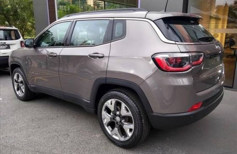 Jeep Compass 2.0 16V Longitude - Foto #6