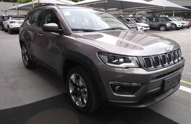 Jeep Compass 2.0 16V Longitude - Foto #7