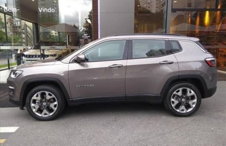 Jeep Compass 2.0 16V Longitude - Foto #9