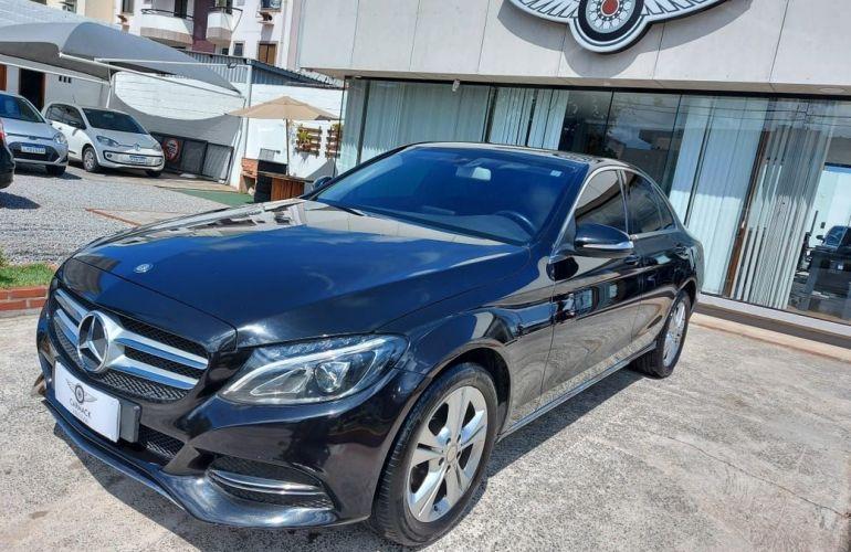 Mercedes-Benz C 180 1.6 Cgi 16V Turbo - Foto #1