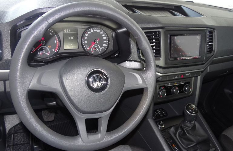 Volkswagen Amarok 2.0 S 4x4 CS 16V Turbo Intercooler - Foto #7