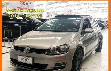 Volkswagen Golf 1.4 TSi Highline 16V Total