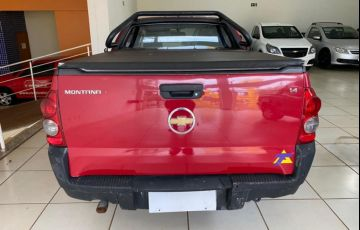 Chevrolet Montana Conquest 1.4 mpfi 8V Econo.flex - Foto #8