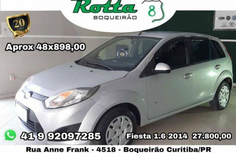Ford Fiesta 1.6 MPI 8V - Foto #1
