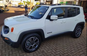 Jeep Renegade Limited 2.0 TDI 4WD (Aut)