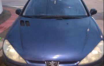 Peugeot 206 Hatch. Selection 1.0 16V - Foto #3