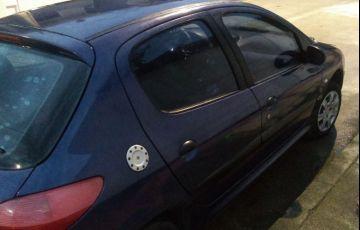 Peugeot 206 Hatch. Selection 1.0 16V - Foto #7