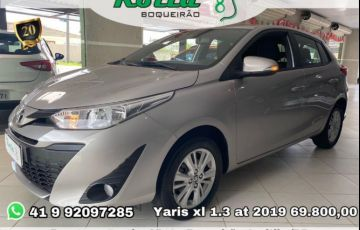 Toyota Yaris HB 1.3 XL MT