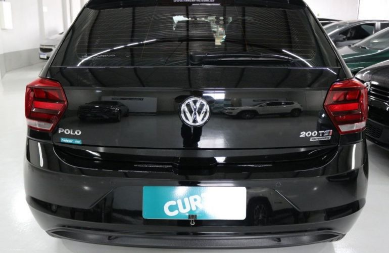 Volkswagen polo Highline 200 1.0 TSI  Automática - Foto #6