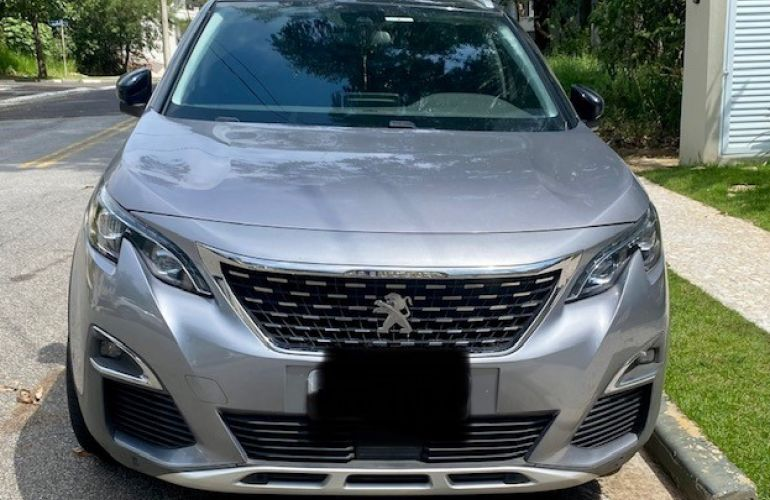 Peugeot 5008 1.6 THP Griffe Pack - Foto #3