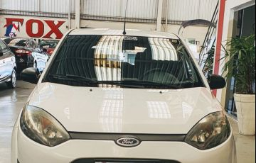 Ford Fiesta 1.0 Rocam SE Plus Hatch 8v - Foto #4