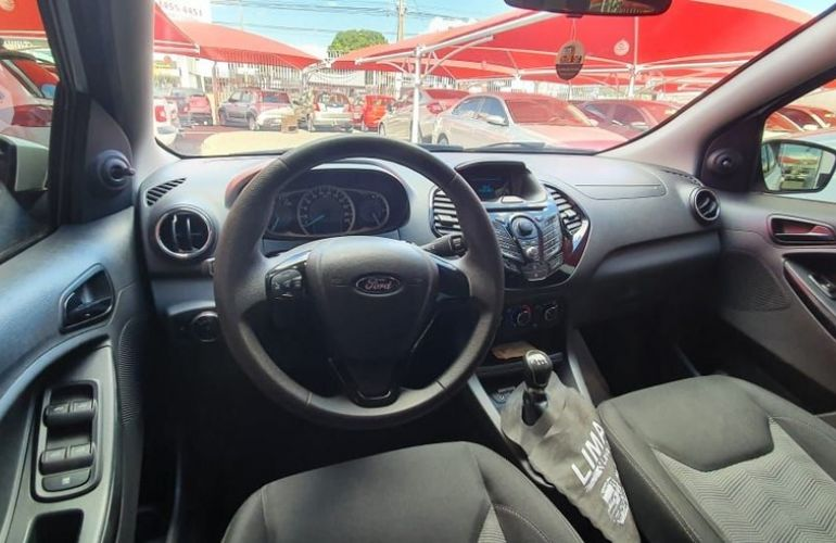 Ford Ka 1.0 SEL 12v - Foto #8