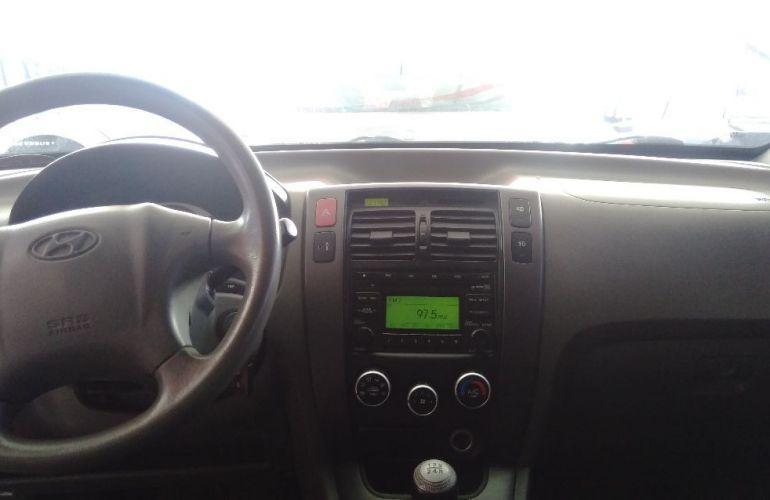 Hyundai Tucson 2.0 MPFi GL 16V 142cv 2wd - Foto #7