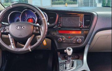 Kia Optima 2.4 EX (Aut) Y556 - Foto #6