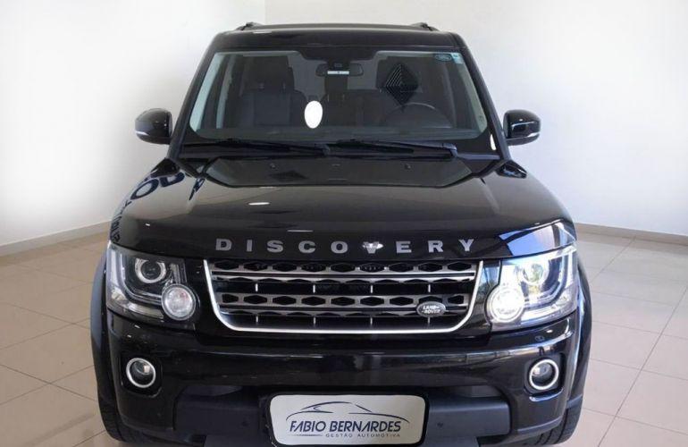 Land Rover Discovery 4 Graphite 4X4 3.0 Bi-Turbo V6 24V - Foto #1