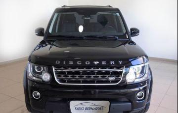 Land Rover Discovery 4 Graphite 4X4 3.0 Bi-Turbo V6 24V