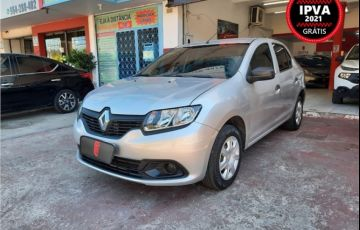 Renault Logan 1.0 12v Sce Flex Authentique Manual