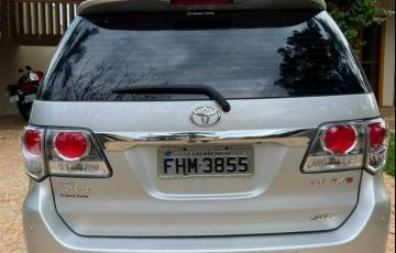 Toyota Hilux 3.0 TDI 4x4 CD SRV - Foto #4
