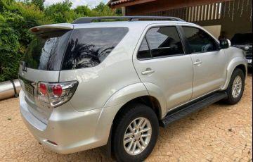 Toyota Hilux 3.0 TDI 4x4 CD SRV - Foto #10