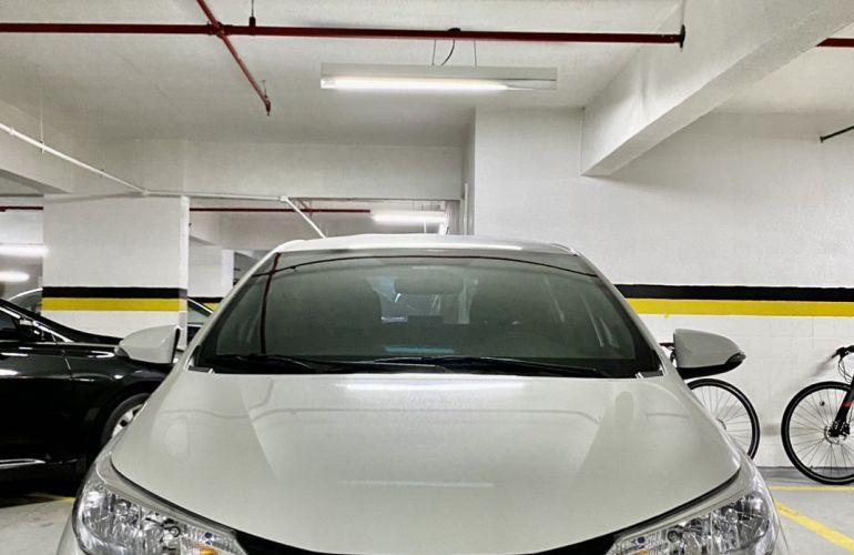 Toyota Yaris 1.3 XL Connect Plus Tech CVT - Foto #1