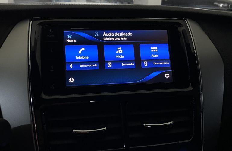 Toyota Yaris 1.3 XL Connect Plus Tech CVT - Foto #5