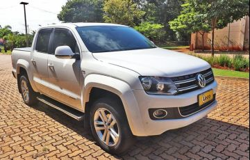 Volkswagen Amarok 2.0 Highline 4x4 CD 16V Turbo Intercooler - Foto #2