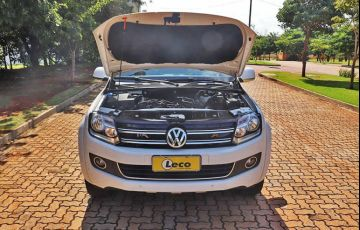 Volkswagen Amarok 2.0 Highline 4x4 CD 16V Turbo Intercooler - Foto #8