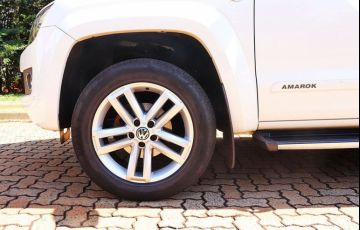 Volkswagen Amarok 2.0 Highline 4x4 CD 16V Turbo Intercooler - Foto #9