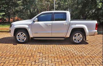 Volkswagen Amarok 2.0 Highline 4x4 CD 16V Turbo Intercooler - Foto #10