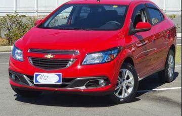 Chevrolet Prisma 1.4 MPFi LTZ 8v - Foto #2