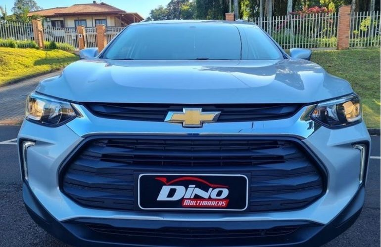 Chevrolet Tracker 1.0 Turbo LT (Aut) - Foto #2