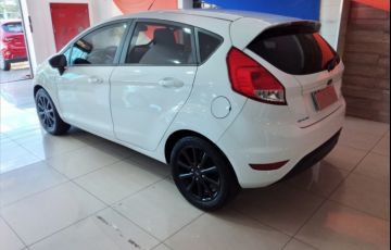 Ford Fiesta Hatch Fly 1.0 (Flex)